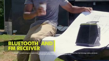 Ryobi Score Wireless Speakers TV Spot, 'You Can Rock'