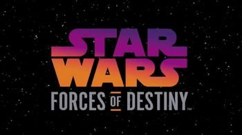 Star Wars: Forces of Destiny Adventure Figures TV Spot, 'Save the Universe' - Thumbnail 1