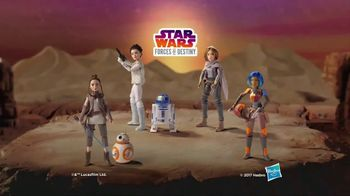 Star Wars: Forces of Destiny Adventure Figures TV Spot, 'Save the Universe' - Thumbnail 10
