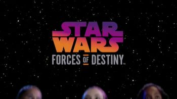 Star Wars: Forces of Destiny Adventure Figures TV Spot, 'Save the Universe' - Thumbnail 2