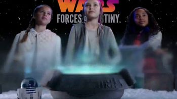Star Wars: Forces of Destiny Adventure Figures TV Spot, 'Save the Universe' - Thumbnail 3