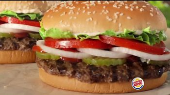 Burger King 2 for $6 Whopper Deal TV Spot, 'Es verdad' [Spanish] - Thumbnail 4