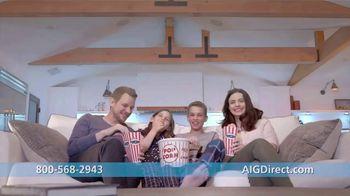 AIG Direct TV Spot, 'Work Hard' - Thumbnail 10