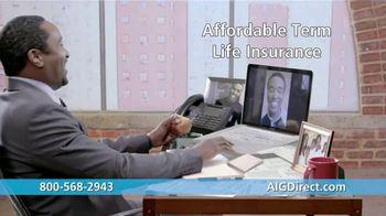 AIG Direct TV Spot, 'Work Hard' - Thumbnail 3