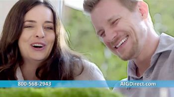 AIG Direct TV Spot, 'Work Hard' - 177 commercial airings