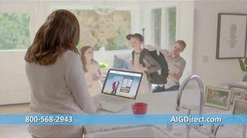 AIG Direct TV Spot, 'Work Hard' - Thumbnail 5