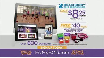 Beachbody On Demand TV Spot, '21 Day Fix' Featuring Autumn Calabrese - Thumbnail 9