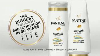 Pantene Smooth & Sleek TV Spot, 'Never Wash My Hair Again' Song by Baauer - Thumbnail 8