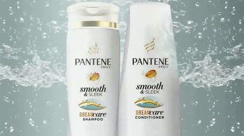 Pantene Smooth & Sleek TV Spot, 'Never Wash My Hair Again' Song by Baauer - Thumbnail 4