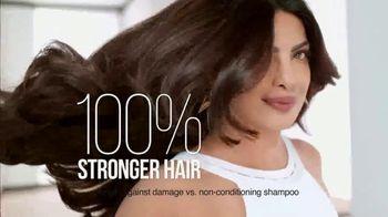 Pantene Smooth & Sleek TV Spot, 'Never Wash My Hair Again' Song by Baauer - Thumbnail 6