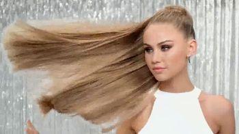 Pantene Smooth & Sleek TV Spot, 'Never Wash My Hair Again' Song by Baauer - Thumbnail 7