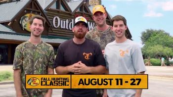 Bass Pro Shops Fall Hunting Classic TV Spot, 'Guns and Ammo' - Thumbnail 4