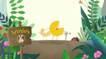 Annie's Organic Mac & Cheese TV Spot, 'Dancing Cheese and Noodle' - Thumbnail 1