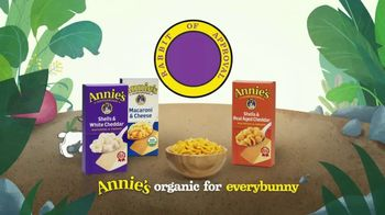 Annie's Organic Mac & Cheese TV Spot, 'Dancing Cheese and Noodle' - Thumbnail 10