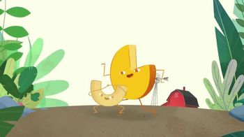 Annie's Organic Mac & Cheese TV Spot, 'Dancing Cheese and Noodle' - Thumbnail 4