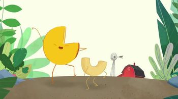 Annie's Organic Mac & Cheese TV Spot, 'Dancing Cheese and Noodle' - Thumbnail 6