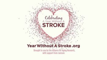 Alliance for Aging Research TV Spot, 'Year Without a Stroke' - Thumbnail 10