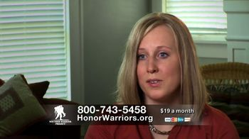 Wounded Warrior Project TV Spot, 'Blessed' - Thumbnail 2