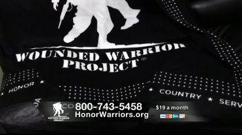 Wounded Warrior Project TV Spot, 'Blessed' - Thumbnail 4