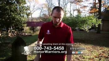 Wounded Warrior Project TV Spot, 'Blessed' - Thumbnail 5
