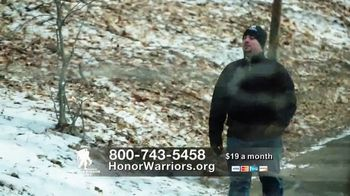 Wounded Warrior Project TV Spot, 'Blessed' - Thumbnail 9