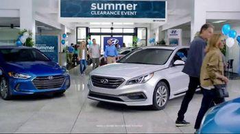 Hyundai Summer Clearance Event TV Spot, 'Seriously Great Deals' [T2] - Thumbnail 1