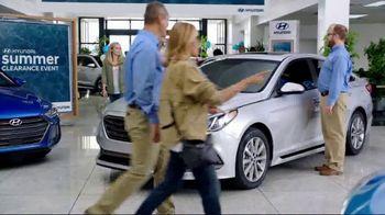 Hyundai Summer Clearance Event TV Spot, 'Seriously Great Deals' [T2] - Thumbnail 4