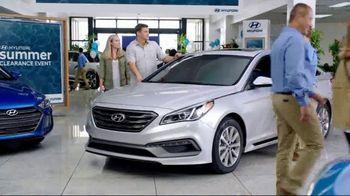 Hyundai Summer Clearance Event TV Spot, 'Seriously Great Deals' [T2] - Thumbnail 5