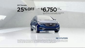 Hyundai Summer Clearance Event TV Spot, 'Seriously Great Deals' [T2] - Thumbnail 6