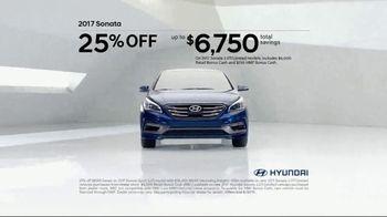 Hyundai Summer Clearance Event TV Spot, 'Seriously Great Deals' [T2] - Thumbnail 7