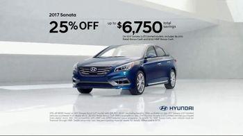 Hyundai Summer Clearance Event TV Spot, 'Seriously Great Deals' [T2] - Thumbnail 9