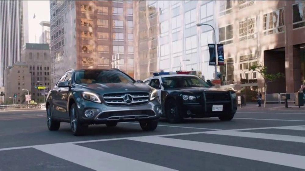 2018 Mercedes-Benz GLA TV Commercial, 'Getaway' [T1]