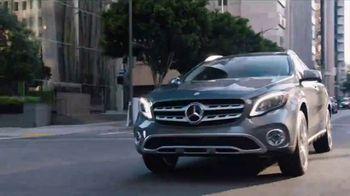 2018 Mercedes-Benz GLA TV Spot, 'Getaway' [T1] - Thumbnail 1
