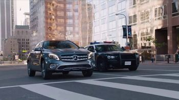 2018 Mercedes-Benz GLA TV Spot, 'Getaway' [T1] - 246 commercial airings