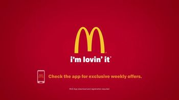 McDonald's $1 Any Size Soft Drink TV Spot, 'Summer Bucket List' - Thumbnail 7