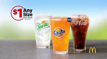 McDonald's $1 Any Size Soft Drink TV Spot, 'Summer Bucket List' - Thumbnail 6