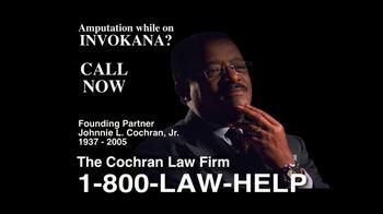 The Cochran Law Firm TV Spot, 'Invokana' - Thumbnail 3