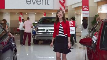 Toyota National Clearance Event TV Spot, 'ToyotaCare' [T1] - Thumbnail 1