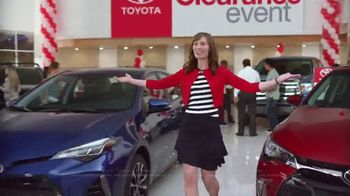 Toyota National Clearance Event TV Spot, 'ToyotaCare' [T1] - Thumbnail 3