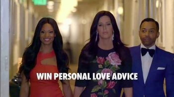 WE tv Love & Money Sweepstakes TV Spot, 'Watch W/In' Feat. Patti Stanger - Thumbnail 2
