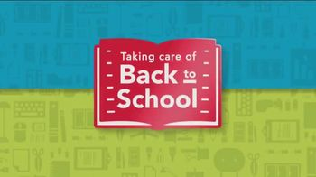 Office Depot OfficeMax Taking Care of Back to School TV Spot, 'Paper' - Thumbnail 5