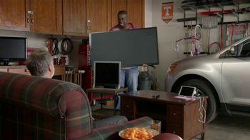 Dish Network Multi-View TV Spot, 'The Spokeslistener: Man Cave' - Thumbnail 6