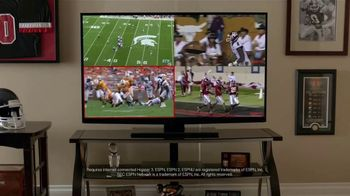 Dish Network Multi-View TV Spot, 'The Spokeslistener: Man Cave' - Thumbnail 7