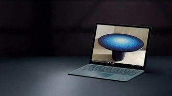 Microsoft Surface Laptop TV Spot, 'Furniture Designer Brodie Neill' - Thumbnail 10