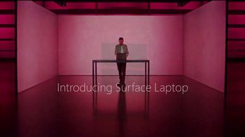 Microsoft Surface Laptop TV Spot, 'Furniture Designer Brodie Neill' - Thumbnail 2