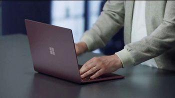 Microsoft Surface Laptop TV Spot, 'Furniture Designer Brodie Neill' - Thumbnail 8