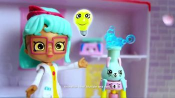 Shopkins Happy Places Happyville High School TV Spot, 'Big Ideas' - Thumbnail 3