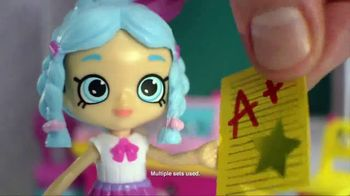Shopkins Happy Places Happyville High School TV Spot, 'Big Ideas'