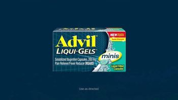 Advil Liqui-Gels Minis TV Spot, 'Big News, Small Size' - Thumbnail 8
