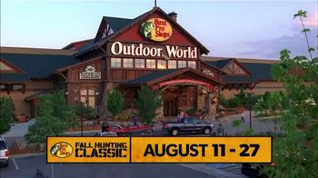 Bass Pro Shops Fall Hunting Classic TV Spot, 'ATVs and Boats'